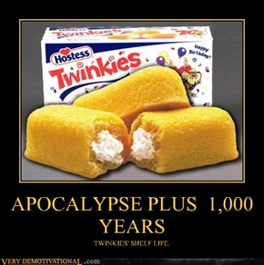 APOCALYPSE PLUS  1,000 YEARS
