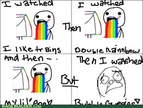Mr.Rainbow Barf
