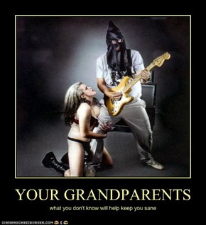 YOUR GRANDPARENTS