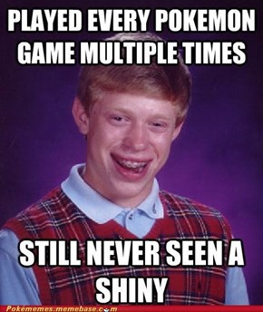 Bad Luck Trainer