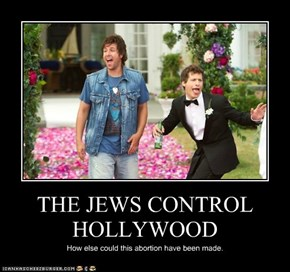 THE JEWS CONTROL HOLLYWOOD