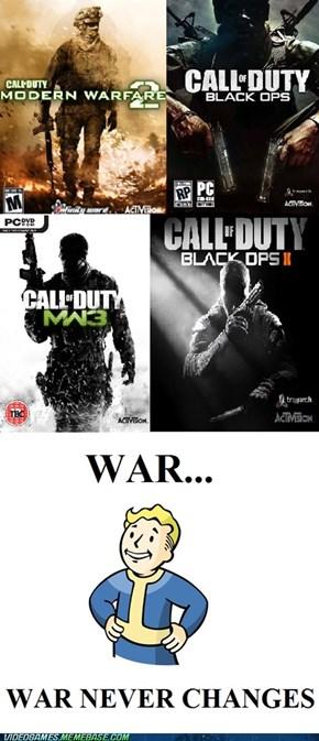 War...
