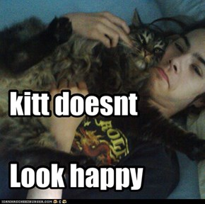 kitt doesnt