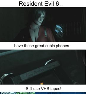 resident evil 6 !