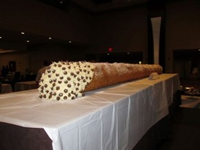 Record-Breaking Cannoli WIN