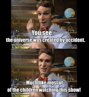 Bill Nye the Insult Guy