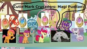 CutieMarkCrusaders: Magi Puellae!