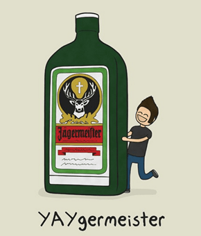 Celebrate Your Jagerbombs