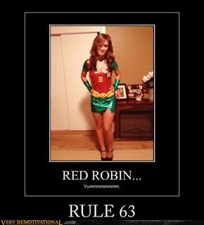 Rule 63...