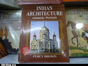 Book Cover FAIL