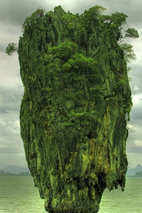 The Strange Island Khao Phing Kan