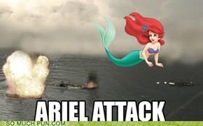 Ariel Attack