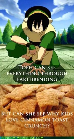 Cinnamon Toph Crunch