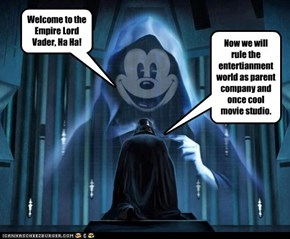 The Disney Empire Grows