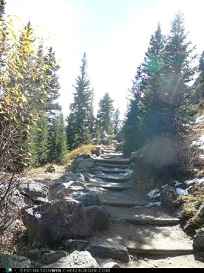 Colorado Steps