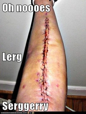 Oh noooes Lerg Serggerry
