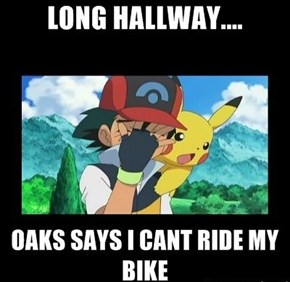 Pokemon World Problems