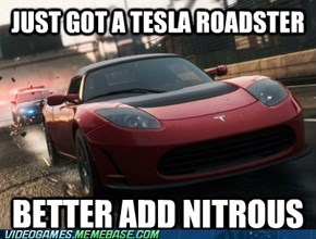 Need for Speed Logic