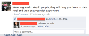 Arguing With Stupid People