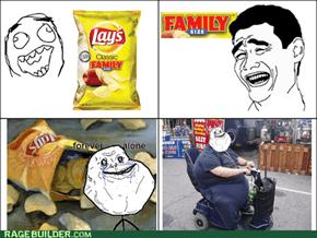 Family Size, haha