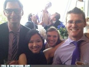 Best Photobomb Ever