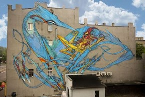 Shida's Street Art WIN