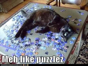 Meh like puzzlez