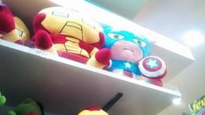 Puffy Heroes