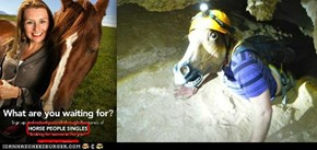 Horse people...they're learning.