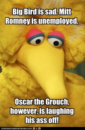 Today on Sesame Street