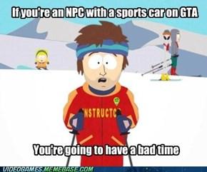 NPC's on GTA