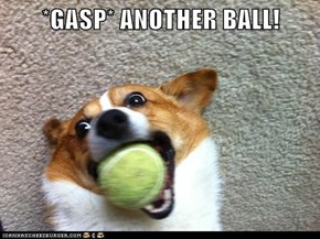 *GASP* ANOTHER BALL!