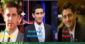 Aardrew Ryan? Or Perhaps, Paulron Sicilidgers?