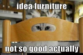 idea furniture  not so good actually