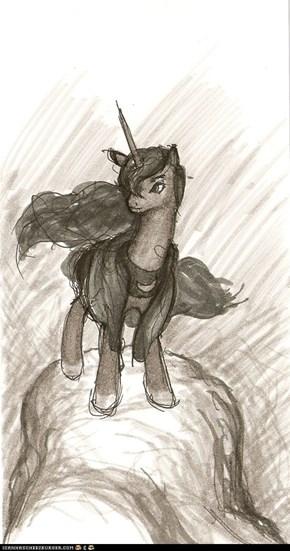 Cloaked princess 2