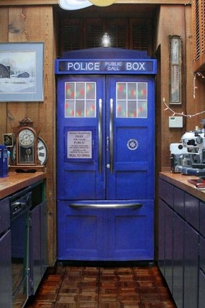Whovian Kitchen WIN