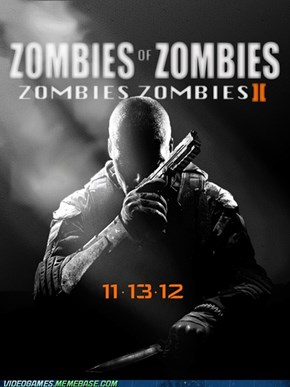 Zombies is More Fun Than Competitive Multiplayer