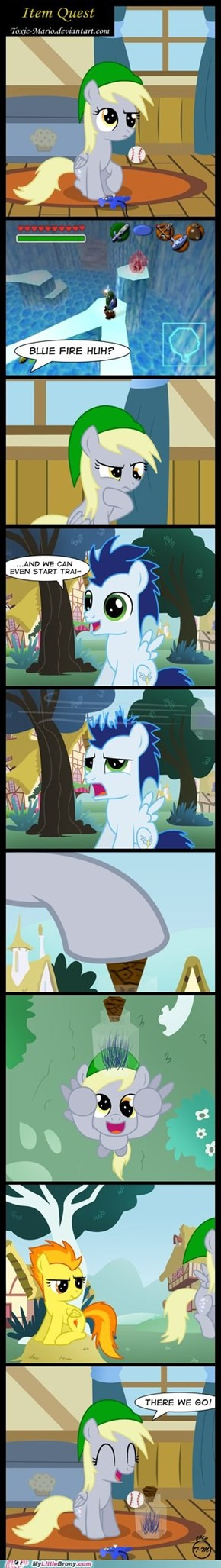The Legend of Derpy