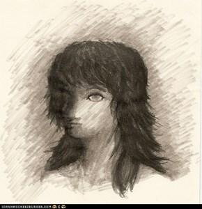 Woman III (sketch)