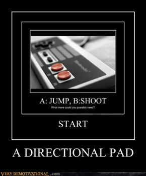 A DIRECTIONAL PAD