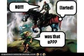 did someone fart???