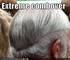 Extreme combover