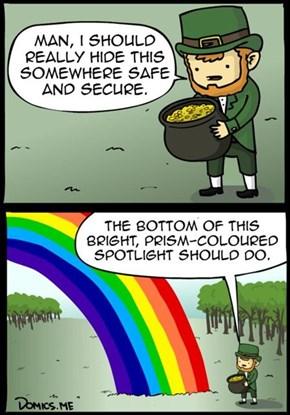 leprechaun logic