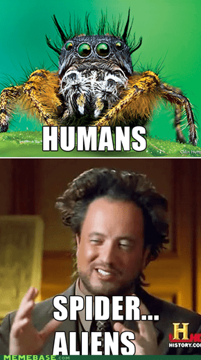 Every species has one...