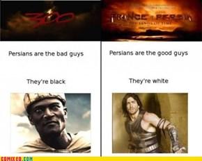 Das Racist!