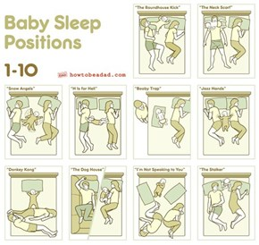 It's the Kama Sutra for Couples With a Baby