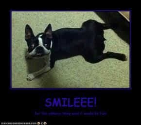 SMILEEE!