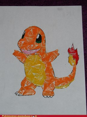 Charmander, I CHEWS you!