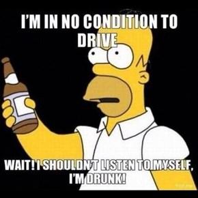 Stop Lying to Me, Drunk Self!
