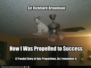 How I Was Propelled to Success